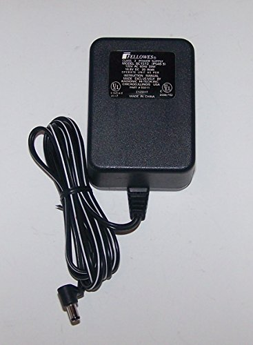 Fellowes Adapter (Fellowes AC Adapter BC1512 Output 14.5V DC 20)