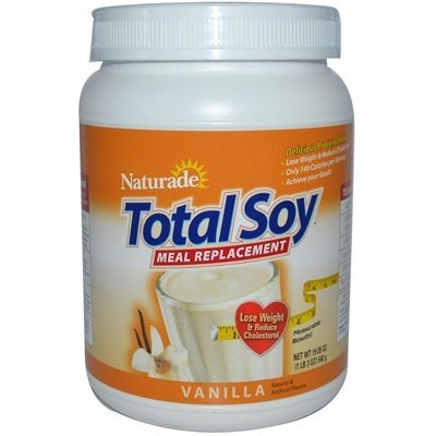 Naturade Total Soy Meal Replacement - Vanilla - 19.05 oz - Pack Of 1