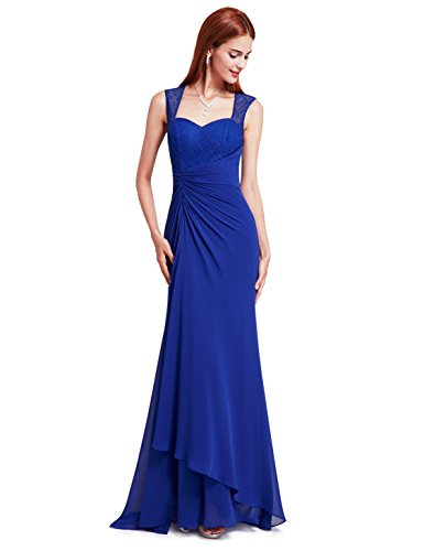 Ever Pretty Women's Sleeveless Floor Length Evening Gown With Sweetheart...