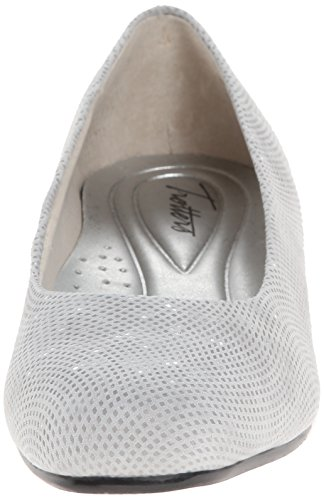 Grey Wedge Light Suede Trotters Dress Women's Lauren q8wxX6pO