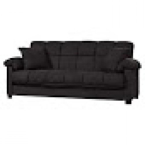 Home Children's Furniture & Bedding Minter Upholstered Sleeper Sofa Black by Andover Mills
