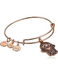 Hand of Fatima III Bangle Bracelet Expandable