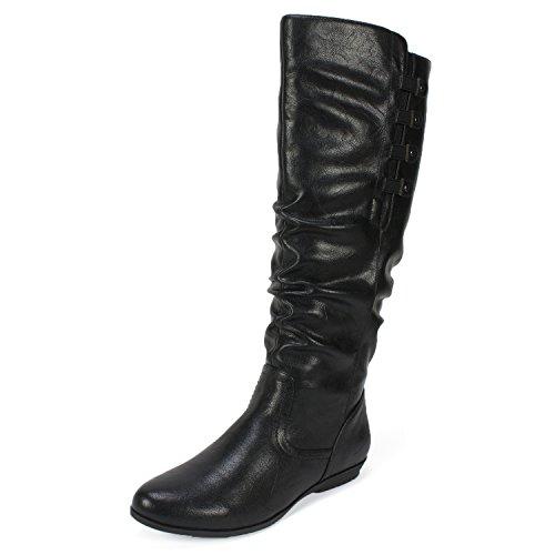 Cliffs 'Francie' Women's Boot, Black - 6 - Francie Fashion
