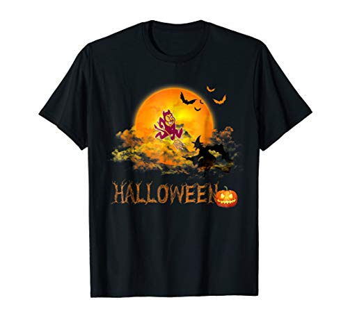Arizona State Sun Devils Halloween T-Shirt - Apparel ()
