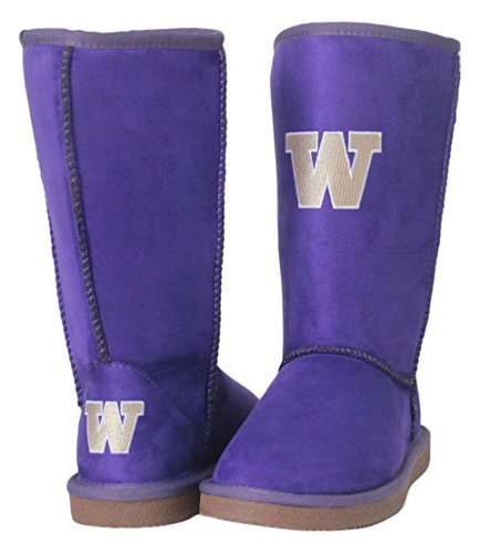 Cuce Shoes NCAA womens NCAA Boots/Varsity Boot Purple 0YSjQfW