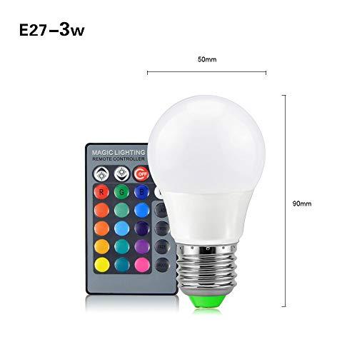 Control Lights Led Spot Magic E14 Remote Night Light 220v Ir 110v For Best 7w Holiday Gu10 5w Lamp Bulbs Home E27 10w Rgb ybgY7f6