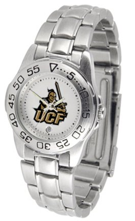 - NCAA UCF Knights Ladies Gameday Sport Watch with Stainless Steel Band