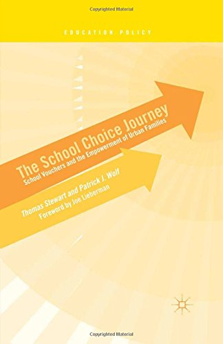 The School Choice Journey: School Vouchers and the Empowerment of Urban Families (Education Policy)