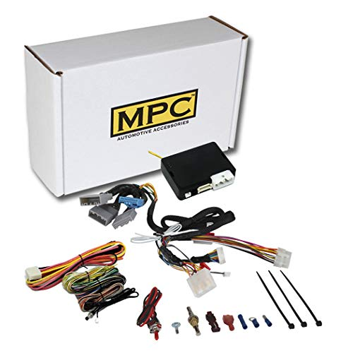 MPC Plug-n-Play Factory Remote Activated Remote Start Kit for 2014-2015 Honda Civic - T-Harness - w/FlashLink Updater