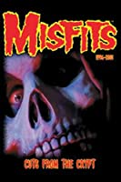 Licenses Products The Misfits 1996-2001 Cuts from Crypt Magnet