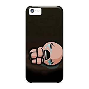 High-end phone carrying cover skin For Iphone Fashion Design Sanp On iphone 5 / 5s - the binding of isaac
