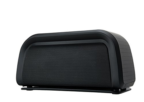 Avyzar AVZ-100 Intelligent Bluetooth Speaker Built-in Microphone, Portable & Powerful Stereo, Ultimate Portable Music Speaker & Hands-Free Speakerphone-Bluetooth, NFC Pairing, AUX & Micro SD Slot