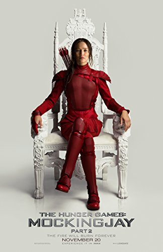 The Hunger Games: MockingJay Part 2  Movie Poster, 24 x 36""