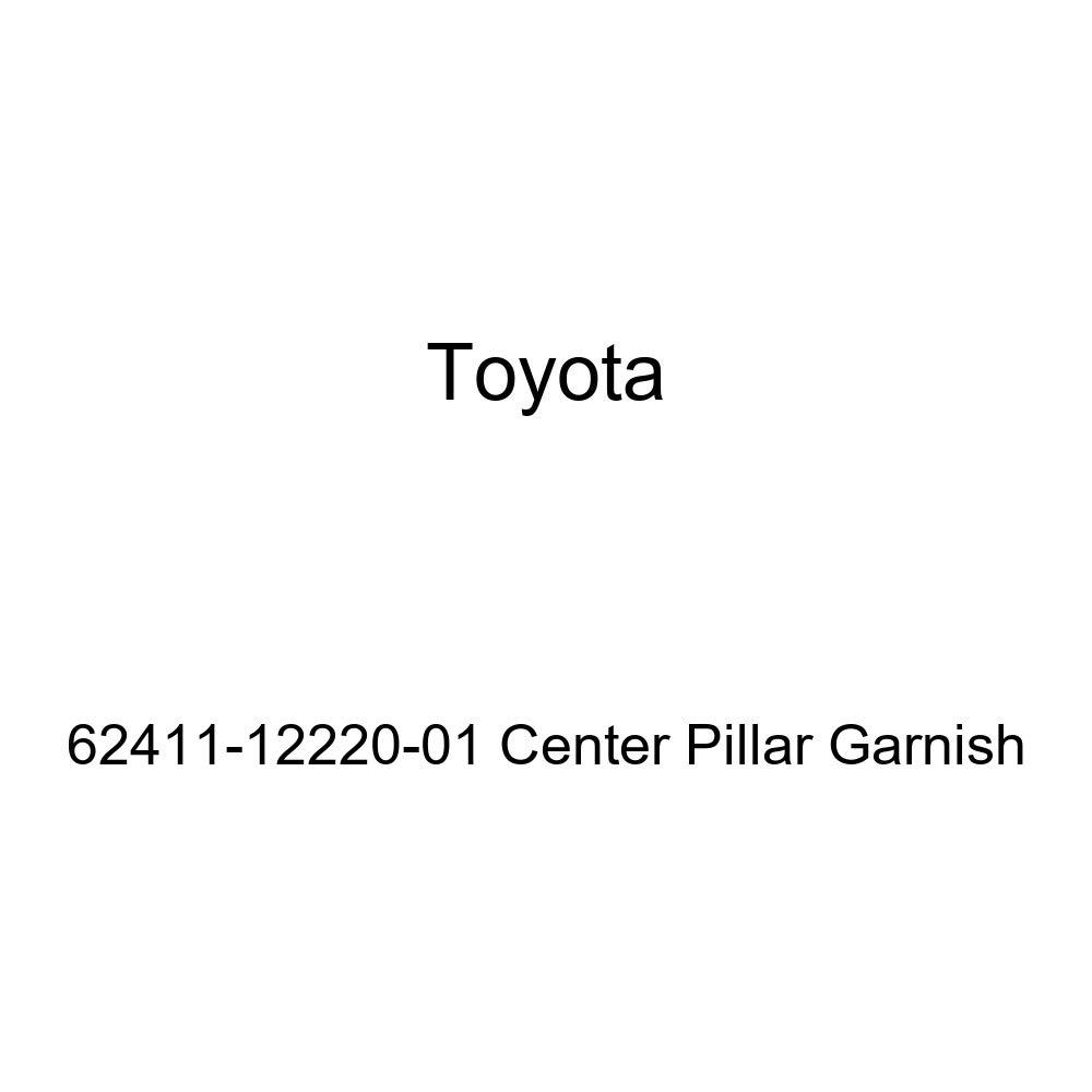 Genuine Toyota 62411-12220-01 Center Pillar Garnish