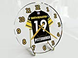 Football Team Desktop/Shelf Clocks - All N F L