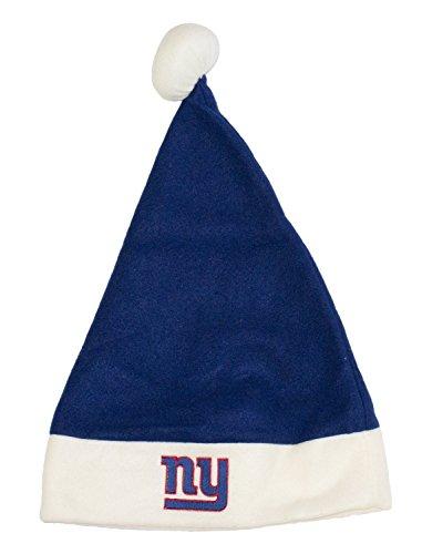 (New York Giants Basic Felt Santa Hat)