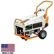 Portable Generator - Residential/Commercial - 3,750 Watt - 120/240V - Propane Lp