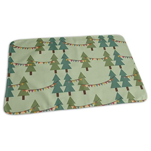 Parade Banners Baby Portable Reusable Changing Pad Mat 19.7x27.5 inch