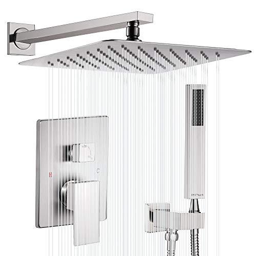 Esnbia Shower System Brushed