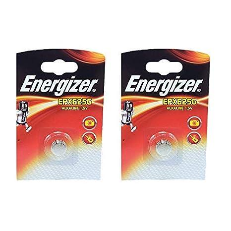 Amazon.com: Energizer EPX625G LR9 625 G 625A - Pilas ...