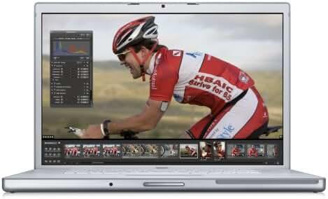 Apple MacBook Pro MB076LL/A 17-inch Laptop (2.4 GHz Intel Core 2 Duo, Glossy Display, 2 GB RAM, 160 GB Hard Drive, DVD/CD SuperDrive)