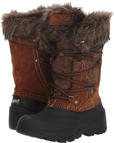 Woolrich Women's Fully Wooly Ice Lynx Snow Boot, Dachshund, 7.5 M US ()