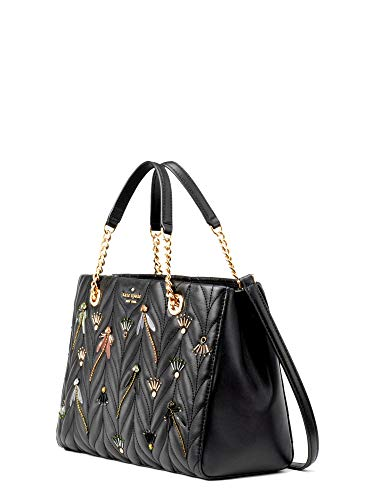 Kate Spade Briar Lane Quilted Dragonfly Meena Women's Leather Handbag ()