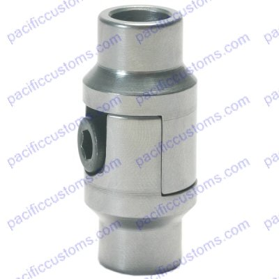 Amazon com: Weld In Roll Cage Tube Clamp Tube Connector Bung For 3/4