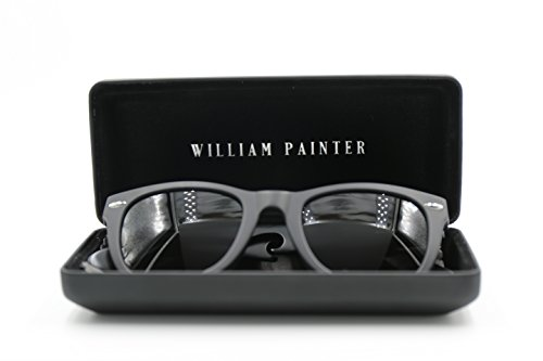 1ee9b3a28a541 William Painter - The Hook Titanium Polarized  Classic  - Import It All
