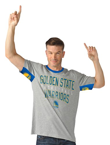 Hands High NBA Men's Cut Back Short Sleeve Fashion Top – DiZiSports Store
