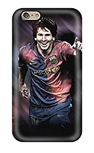 High-quality Durable Protection Case For Iphone 6(lionel Messi Shoes)