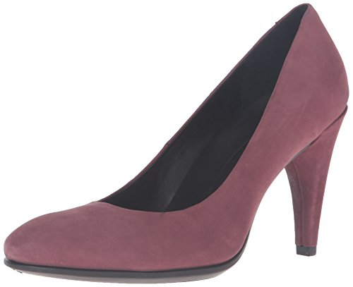 Ecco Bordeaux Women's Sleek Dress 75 Shape Pump 0gpq0B