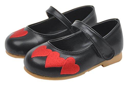 Price comparison product image Ozkiz Infant Toddler Little Girls Dressy Mary Jane Flats gd 7M