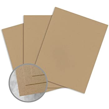 ENVIRONMENT Desert Storm Card Stock - 8 1/2 x 11 in 80 lb Cover Smooth 100% Recycled 250 per Package