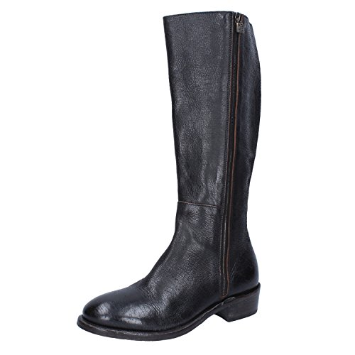 MOMA MOMA MOMA Boots Women's Boots Women's MOMA Women's Women's Black Black Black Black Boots Boots Black Black CqqwBEI