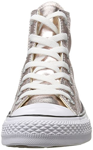 Converse Ctas Hautes Rose Femme Hi Quartz rose Baskets white black T4wvqrgxT