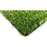 Pet Zen Garden 712166770160 PZG Artificial Grass Rug with Drainage Holes & Rubber Backing