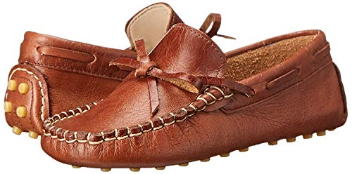 Elephantito Driver Loafers Moccasin (Toddler/Little Kid/Big Kid),Cracked Apache,2 Little Kid M US