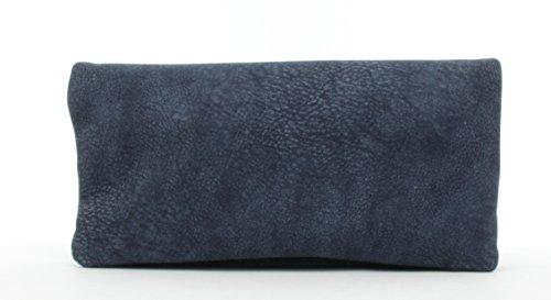 Fritzi aus Preußen Handtasche Umhängetasche Clutch RONJA CLAS Kuba - Darkblue