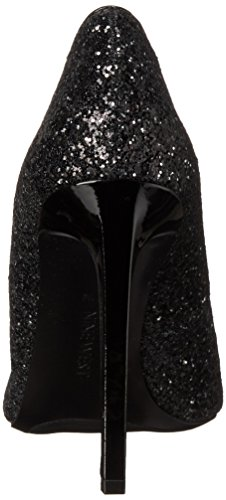 Tatiana Nine Glitter Dress West Sintetico Black Pompa 55qUT