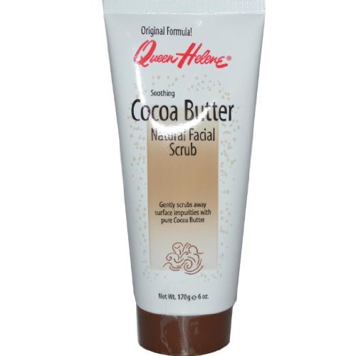 Queen Helene: Cocoa Butter Facial Scrub, 6 oz (5 pack)