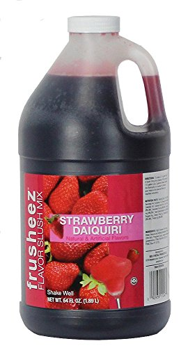 Frusheez Strawberry Daiquiri Slush Mix (1/2 gallon)