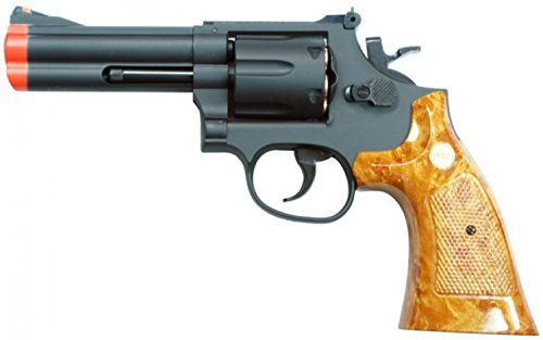 Tsd Tactical TSD/UHC Model UG-134 4 Inch Gas revolver (4