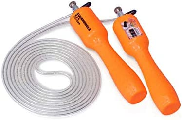 Jump Ropes Bearing Two-Color Foam Skipping Sports Fitness Skipping Exercise & Fitness