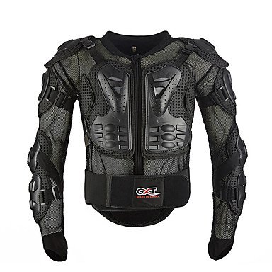 GXT X01 Motorcycle Protection Riding Clothes Anti-Fall Suit Racing Knight Outdoor Armor 3D Breathable Mesh, xxl