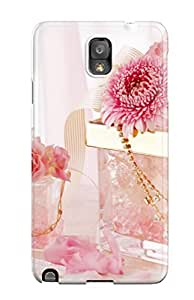 Galaxy Note 3 Cover Case - Eco-friendly Packaging(flower S )