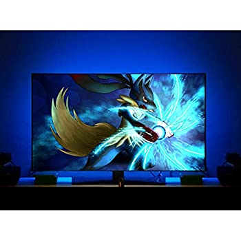 Amazoncom Hamlite Tv Backlight 50 55 Inch Tv Bias Lighting Usb Led