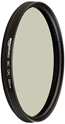 AmazonBasics Circular Polarizer Lens 82