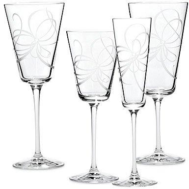 kate spade new york Belle Boulevard Crystal Iced Beverage Glass