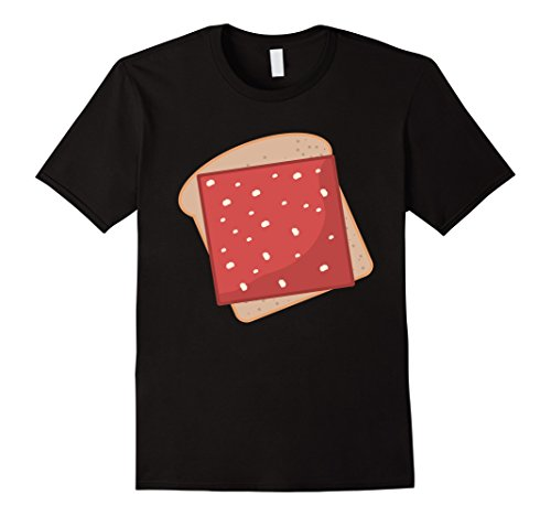 Halloween Pair Costumes Best Friends - Mens Ham And Cheese Sandwich Matching Couples Halloween Costume Large Black